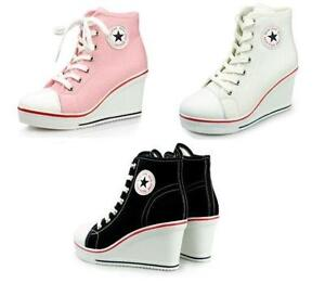 Converse Shoes For Women High Cut Black