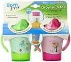 Born Free 5-6.9 oz. Size Baby Sippy Cups & Mugs