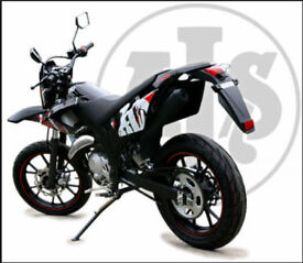 AJS JSM 50cc 50 Supermoto-Road 50. Learner Legal 16years & Above