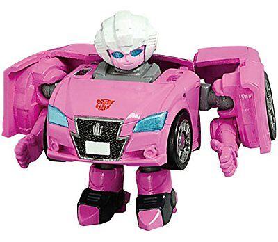 Takara Tomy Q Transformers QTF06 Arcee Figure from Japan
