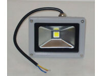 10w LED COOL WHITE FLOODLIGHT HOME GARDEN SPOT LIGHT LAMP OUTDOOR SECURITY ALERT