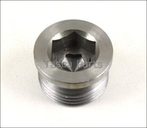 Ford 5 4 Cylinder Head Plug: EGR Plug