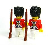 Lego Red Coats