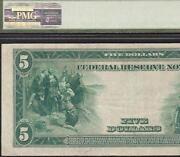 1914 5 Dollar Note