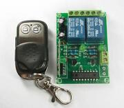 Remote Control Transmitter Receiver