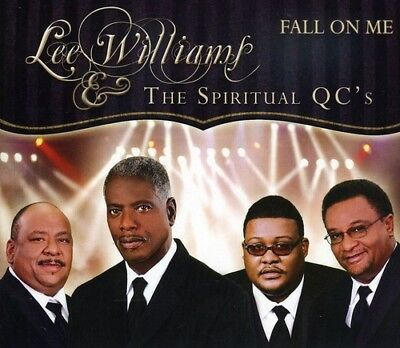 Lee Williams, Lee Williams & Spiritual Qc's - Fall on Me [New CD] ()