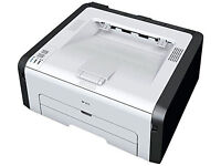 Ricoh SP 211 Mono Laser Printer - Perfect Working Order