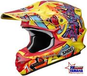 Off-road Shoei Helmets