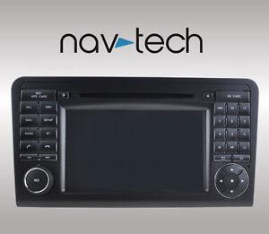 Für Mercedes Navi ML W164 GL X164 GPS Navigationssystem Comand Alternative Benz