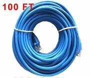 100 ft Ethernet Cable