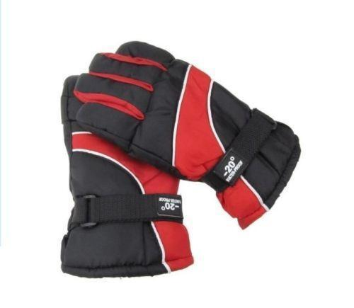 Mens Waterproof Winter Gloves Ebay