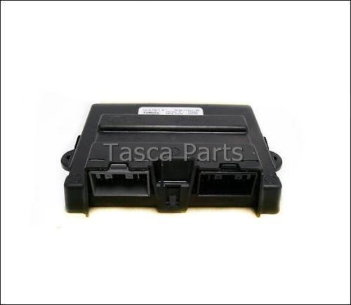 transfer case control module