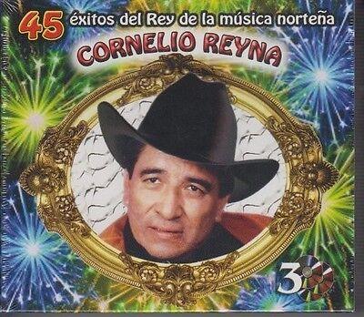 Reyna Cornelio - 45 Exitos Del Rey [New CD]
