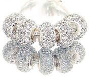 Crystal Charm Beads