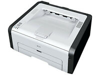 Ricoh SP 211 A4 Mono Laser Printer **NEW IN BOX**