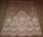 Antique Lace Pillow