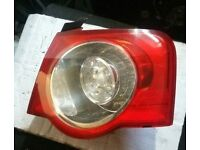 VW Passat 2.0 TDI O/S Rear Lights (2006)