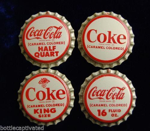 Coca Cola Bottle Caps | eBay