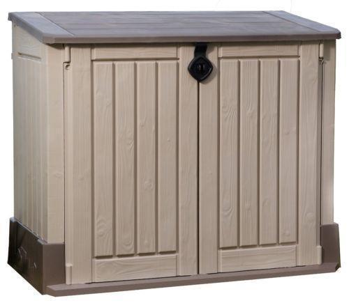 Wheelie Bin Storage Storage Supplies Ebay