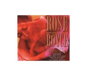 Rose Royce - Greatest Hits, Studio Cuts - Rose Royce CD MLVG The Cheap Fast Free