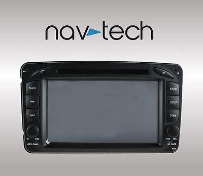 Für Mercedes Navi C-Klasse S203 CLK W209 A209 Viano Vito W639 CL W203 GPS Radio online kaufen