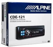 Alpine CDE-121