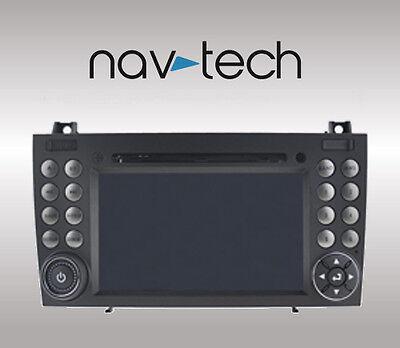 Für Mercedes Navi SLK R171 GPS Radio Navigationssystem Navigation Autoradio online kaufen