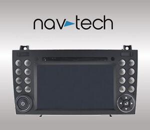 Für Mercedes Navi SLK R171 GPS Radio Navigationssystem Navigation Autoradio