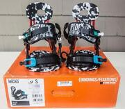 Youth Snowboard Bindings