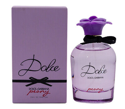 Dolce Peony by Dolce & Gabbana 2.5 oz EDP Perfume for Women New In Box