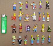 Simpsons Mini Figures