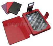 Kindle Touch Cover with Light
