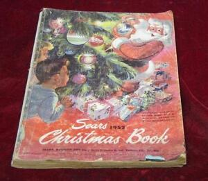 vintage sears christmas catalog - Sears Christmas Catalog