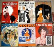 Art Deco Sheet Music