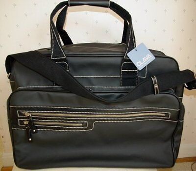 NEW CLAVA CARINA WEEKENDER OVERNIGHT TOTE CARRY - Clava Carry On