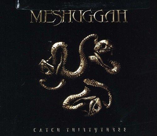 Meshuggah - Catch Thirty Three [New CD] Bonus Track, Ltd Ed, Digipack Packaging