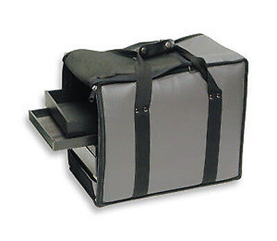 Canvas Jewelry Travel Display Tray Organizer