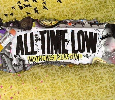 All Time Low - Nothing Personal (NEW CD)