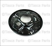 Jeep Backing Plate
