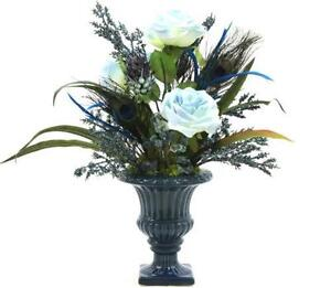 Table centerpiece ebay floral table centerpieces junglespirit Images