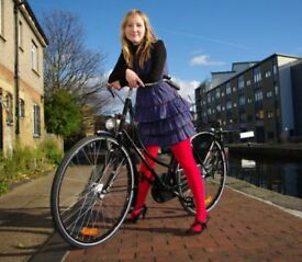 "Dutchie ladies bike ""chic"" Dutchie Chic Black Ladies Bicycle"