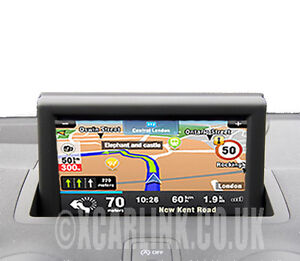 audi a1 q3 satnav gps satellite navigation navi interface. Black Bedroom Furniture Sets. Home Design Ideas