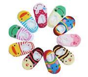 Baby Girl Shoe Socks