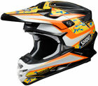 Shoei Orange DOT Helmets