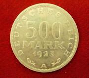 Deutsches Reich 500 Mark