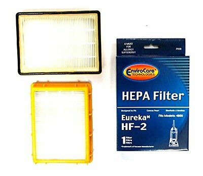 (3) Eureka HF2 Hepa Pleated Filter