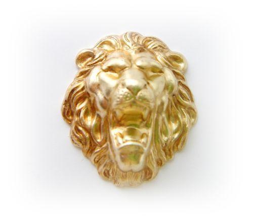 Brass Lion Head Ebay