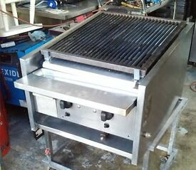 ARCHWAY 2 BURNER LONG CHARCOAL GRILL