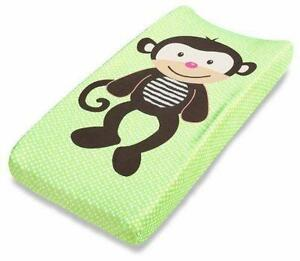 Changing Table Pad Covers