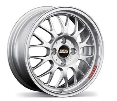 BBS JAPAN RG-F Wheels Silver 6.0J-15 +40 4x100 set of 4 RG524 rims from JAPAN